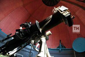 Астрономы КФУ начали отслеживать летящий к Земле астероид диаметром в километр