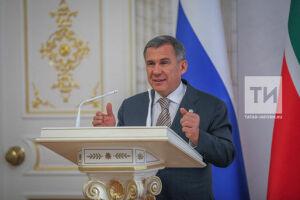 Минниханов укрепился в топ-15 самых популярных руководителей регионов, ведущих блоги