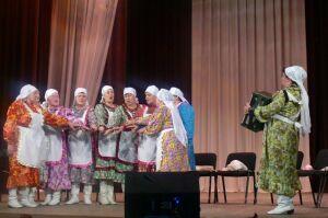 Народные ансамбли и исполнители показали свое мастерство на фестивале «Камские истоки»