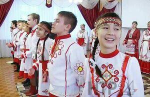 Чувашская гимназия в Нижнекамске отпраздновала свое 20-летие