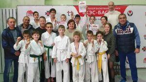 Менделеевцы привезли пять медалей с чемпионата Удмуртии по восточным единоборствам