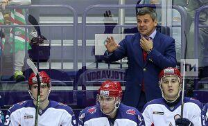 Наставник «Ак Барса» о новичках: Хотели бы усилиться, но хороших хоккеистов не отдают