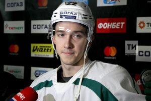 Станислав Галиев о пасе вместо броска по пустым воротам: Соблазна забить не было