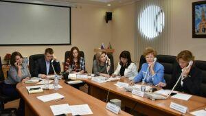 Женщины-депутаты РТ задумались о формах поддержки пострадавшим от семейного насилия