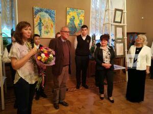 Пушкин на севере Турции: в Казани открылась выставка художника Айгуль Окутан