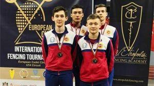 Казанские фехтовальщики взяли «бронзу» на турнире в Болгарии