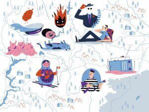Селу Свиногорье нужна поддержка в конкурсе на самый веселый населенный пункт в РФ