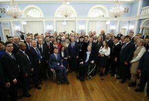 «Единороссы» РТ предложили Медведеву поддержать отделения партии в городах и селах