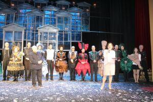 «Пиковая дама» Качаловского театра признана самым блистательным спектаклем в Крыму
