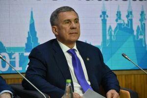 Минниханов запустит сборку «КАМАЗов» в Самарканде и посетит деловой форум в Ташкенте