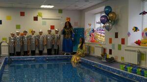 Еще в одном детском саду Елабуги запустили бассейн