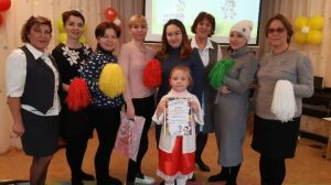 Дошкольники Менделеевска сразились за победу в чемпионате BabySkills