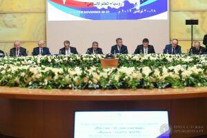 Минниханов призвал лидеров исламского мира активизировать сотрудничество с РФ