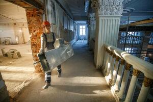 После реконструкции в ДК им. Саид-Галеева появятся кинотеатр и коворкинг