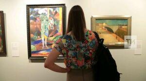 Выставка «Матисс, Пикассо, Шагал» в Казанском Кремле ждет 25-тысячного посетителя