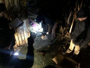 Полицейские задержали устроивших стрельбу в Кировском районе Казани