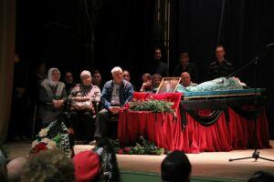 Общественность РТ проводила в последний путь оперного певца Рафаэля Сахабиева
