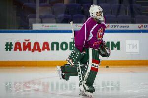 «Ак Барс» официально попрощался с Эмилем Гариповым