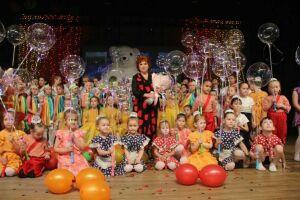Заинский детский ансамбль «Улыбка» отпраздновал сороколетие