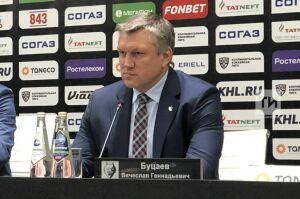 Главный тренер «Нефтехимика» о девятой победе подряд: Ребята отдались полностью игре