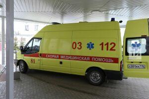 С пожара в казанской высотке в больницу доставлены еще и трое взрослых пострадавших