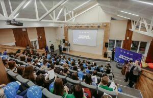 В Альметьевске «Научный десант КФУ» собрал более 700 участников