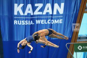 II Кубок Президента РТ по прыжкам в воду собрал более ста спортсменов из разных стран
