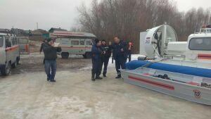 Несмотря на запреты, татарстанец ушел рыбачить на Каму, провалился под лед и утонул