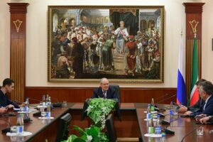 Минтимер Шаймиев: Юрий Лужков – лидер в истории российского общества