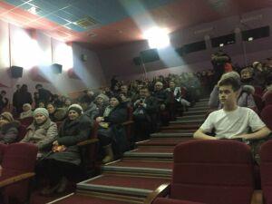 В Менделеевске показали премьеру декабря – фильм «Ржев»