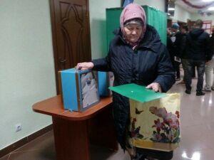 Досрочное голосование в парламент Узбекистана прошло в Рыбной Слободе со 100% явкой