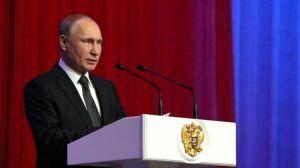 Путин наградил мэра Набережных Челнов почетной грамотой за трудовые успехи