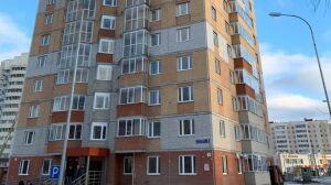В микрорайоне «Западные ворота» в Альметьевске заселят соципотечный многоэтажный дом