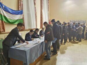 Граждане Узбекистана в Высокогорском районе досрочно выбрали парламент своей страны