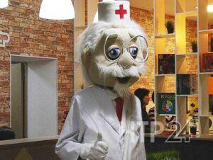 В этом году в Нижнекамск из других городов и регионов на работу приехали сорок врачей
