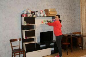 Многодетная семья из Елабуги получила квартиру, побывав на приеме граждан