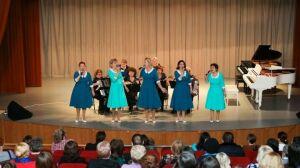 Концерт классической музыки для будущих мам и их малышей провели в Бугульме