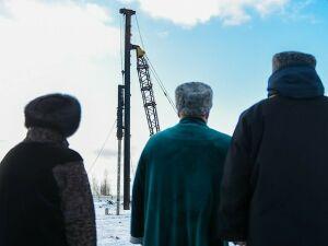 В Нижнекамске заложили первый камень новой мечети