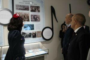 В актанышской гимназии открылся интерактивный музей памяти Альфии Авзаловой