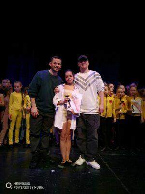 Елабужская студентка стала призером престижного танцевального конкурса в Петербурге