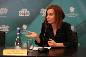 Юлия Савичева о «Доброй волне»: Мне приятно быть частью этого праздника для ребят
