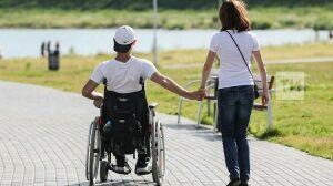 В Казани для поддержки семей с детьми-инвалидами выделили более 1 млн рублей