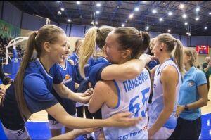 Баскетболистки «Казаночки» одержали восьмую победу в регулярном чемпионате