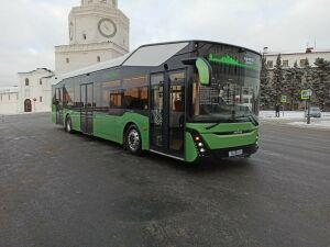 Казань станет первым городом, где протестируют минские автобусы с USB-портами