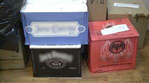 У жителя Казани изъяли 82 литра контрафактного алкоголя с этикетками элитных марок