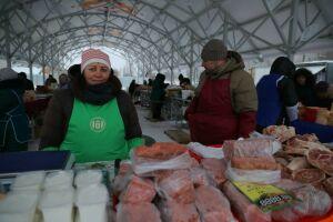 Менделеевцы смогут купить у аграриев свежие продукты к Новому году