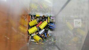 Юные тетюшане собрали 55 кг батареек в акции «Батарейки могут быть переработаны»