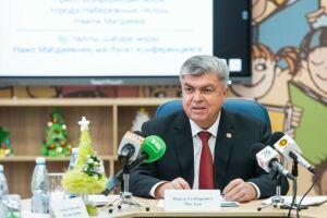 Магдеев опроверг превращение спора об автобусах в конфликт мэрии Челнов и КАМАЗа