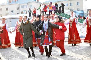 В Буинске открылись сквер культуры и общественная площадь
