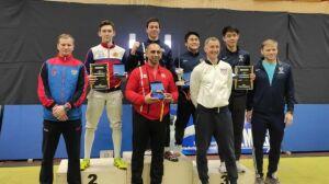 Татарстанец занял второе место на соревнованиях Европейского кадетского цикла